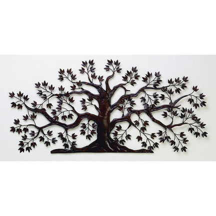 Metal Wall Art Tree tree of life metal wall art - inside out